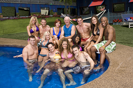 Big Brother 10 Cast