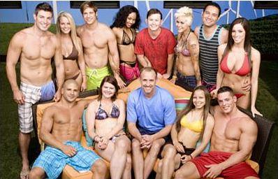 Big Brother 11 Cast