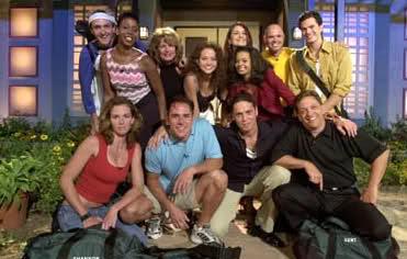 Big Brother 2 Cast