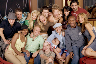 Big Brother 7 Cast