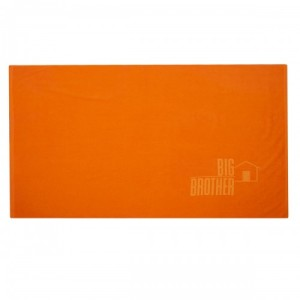 Big Brother Beach Towel (Tangerine)