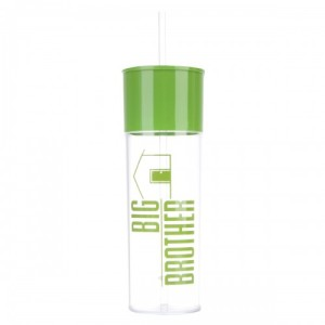 Big Brother Water Tumbler (Green)