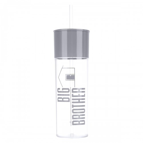 Big Brother Water Tumbler (Grey)
