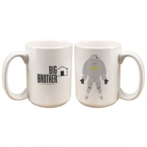 Big Brother Zingbot Mug