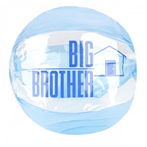 Big Brother Beach Ball (Striped Blue)