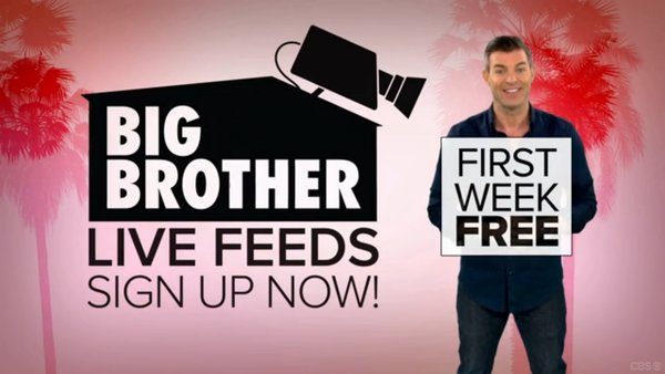 Live Feeds For Big Brother 18 Start Tonight