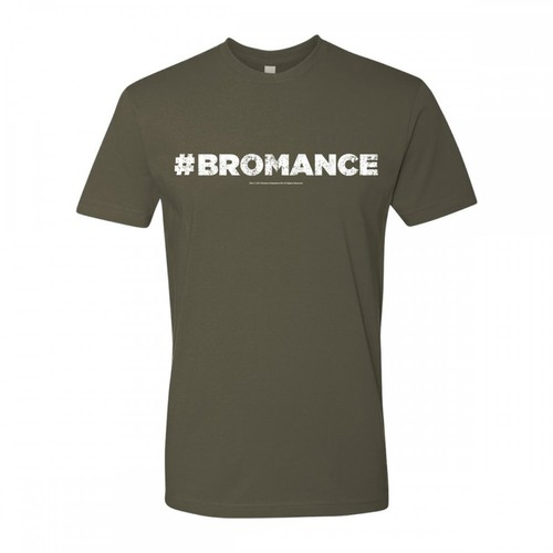 Big Brother Bromance T-shirt Image
