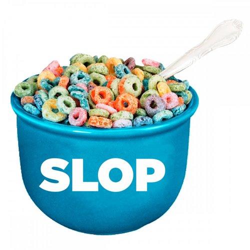 Big Brother Cereal Slop Bowl Image