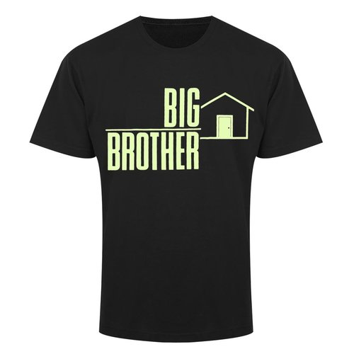 Big Brother Glow In The Dark Logo T-shirt Image