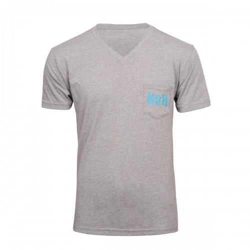 Big Brother HOH Pocket V Neck T-shirt Image