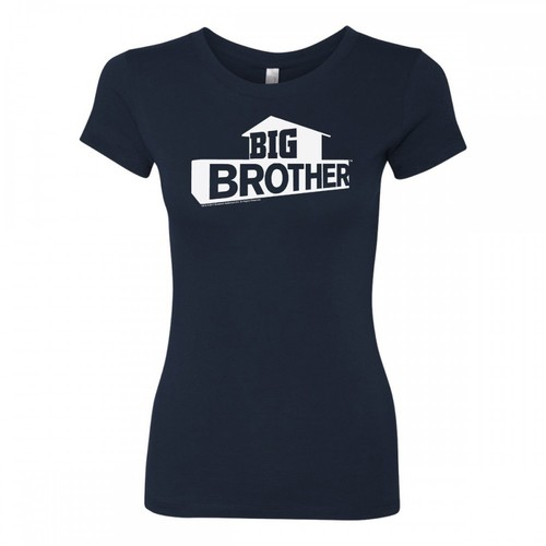 Big Brother Logo 2017 Womens Slim Fit T-shirt Image