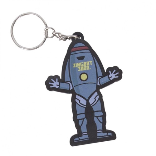 Big Brother Talking Zingbot Keychain Image