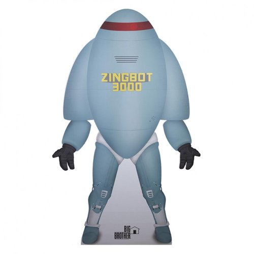 Big Brother Zingbot Standee With Sound Image
