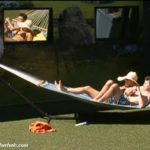 Ian and Ashley Discuss Game in the Hammock