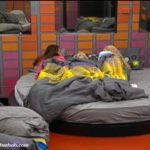 Janelle, Ashley and Danielle Have Small Talk