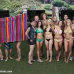 The Big Brother 14 Backyard Cast Picture