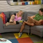 Big Brother 14: Britney and Ian Have Small Talk