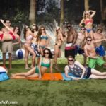 Big Brother Pictures: The Big Brother 15 Backyard Cast Pictures